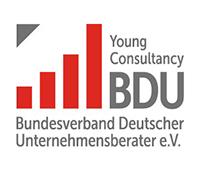 BDU Logo mittel Gehrke & Vetterkind Consultants